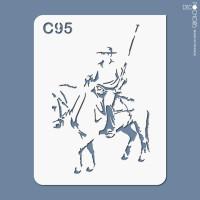 pochoir c095