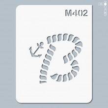 Vignette pochoir-m402