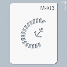 Vignette pochoir-m403
