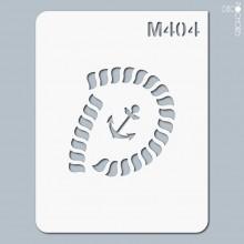 Vignette pochoir-m404