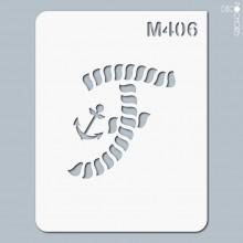 Vignette pochoir-m406