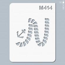 Vignette pochoir-m414