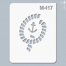 Vignette pochoir-m417