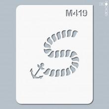 Vignette pochoir-m419