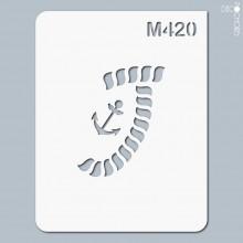 Vignette pochoir-m420
