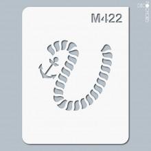 Vignette pochoir-m422