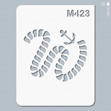 Vignette pochoir-m423