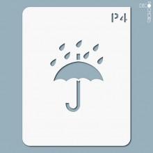 pochoir-p004 Pochoir pictogramme. En stock format(s) : M...