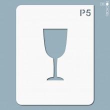 pochoir-p005 Pochoir pictogramme. En stock format(s) : M...