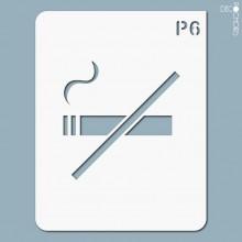 pochoir-p006 Pochoir pictogramme. En stock format(s) : M...