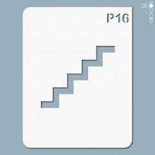 pochoir-p016 Pochoir pictogramme. En stock format(s) : M...