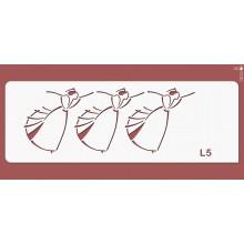 Vignette pochoir-pl8005