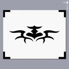 Vignette sticker-c302