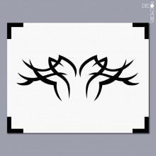 Vignette sticker-c309