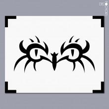 Vignette sticker-c310