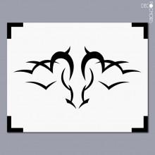 Vignette sticker-c311